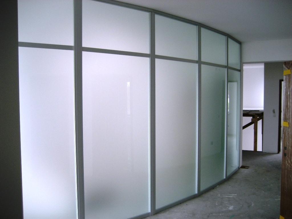 Aluminium Framed Glass Partiton Walls Malmerk Malmerk