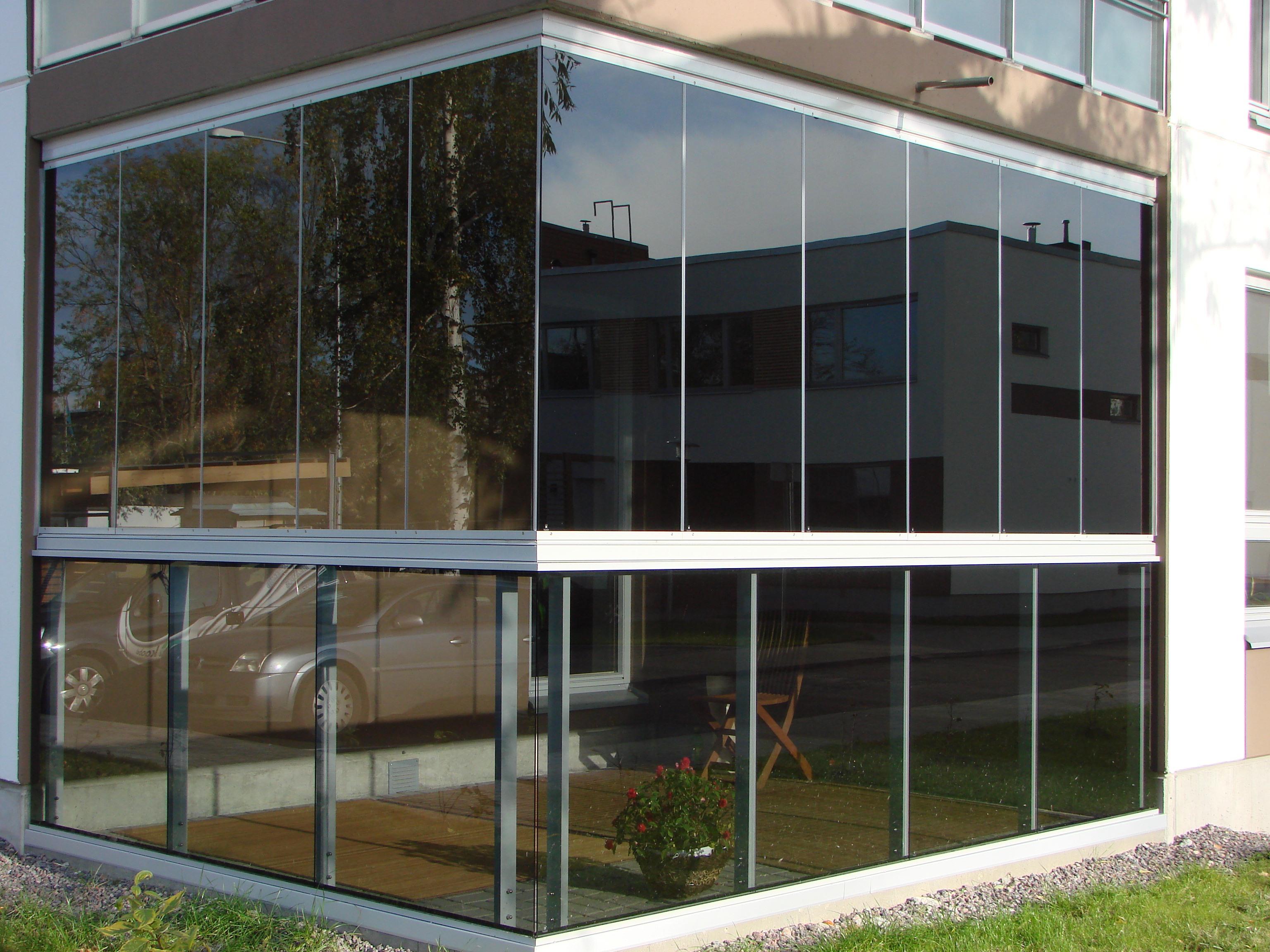Остекление балконов, лоджий в алматы. каталог компаний и час.
