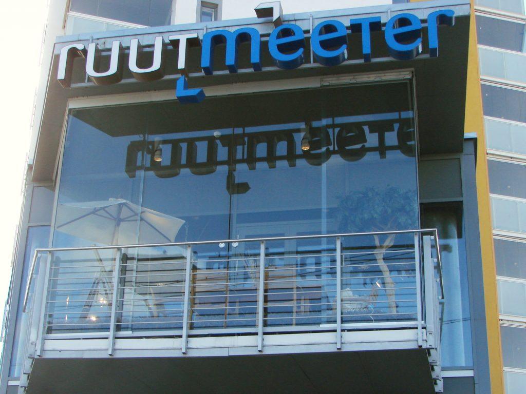Terrassi klaasimine restoranide ja äripindade laiendamiseks