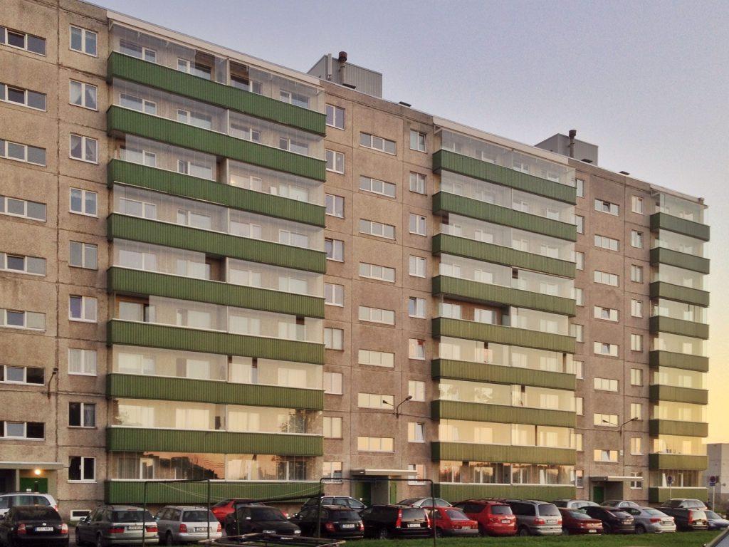 Plaanis kortermajade renoveerimine? Võta esmalt ette rõdud