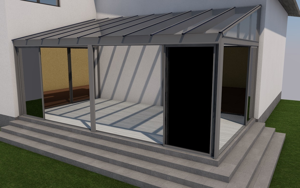 100 Glass Walls And Terraces Frame Terrace Door