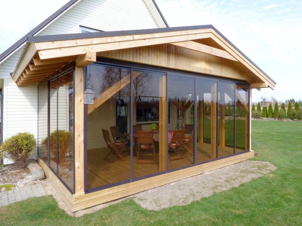 Terrassi ehitamine maamaja juurde – mida silmas pidada ja millised on valikud