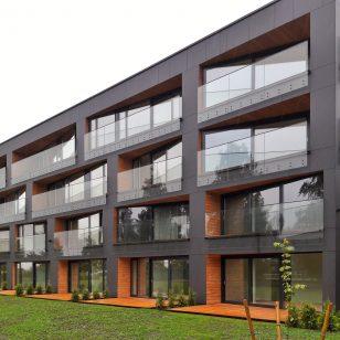 Klaaspiirded tõstavad hoone väärtust