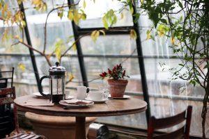 Talveaed sobib ka restorani või kohvikusse