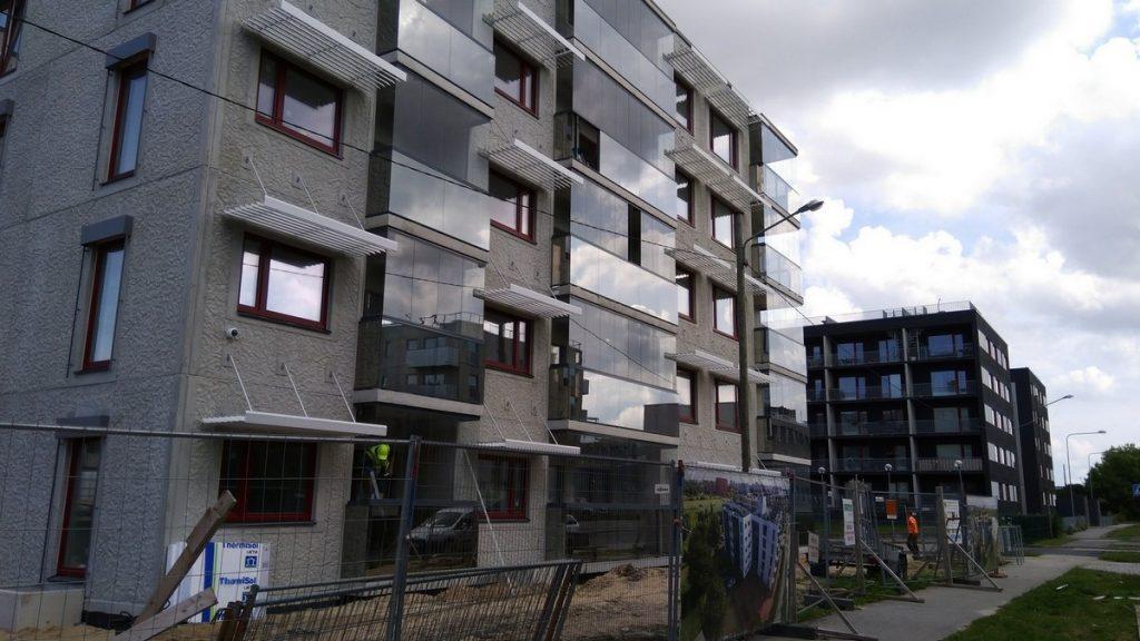Case study: Malmerk Klaasiumi lahendused Tallinnas asuvale uusehitisele