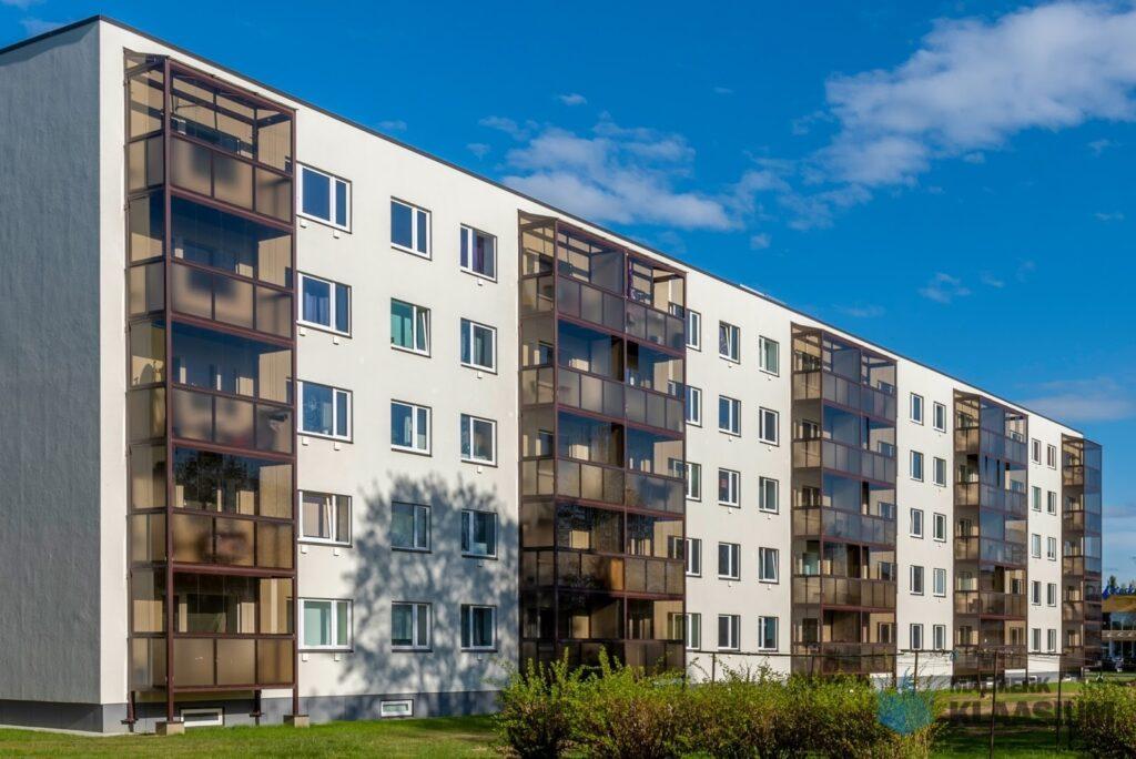 Huvitavad luksuslikud rõduklaasid eesti